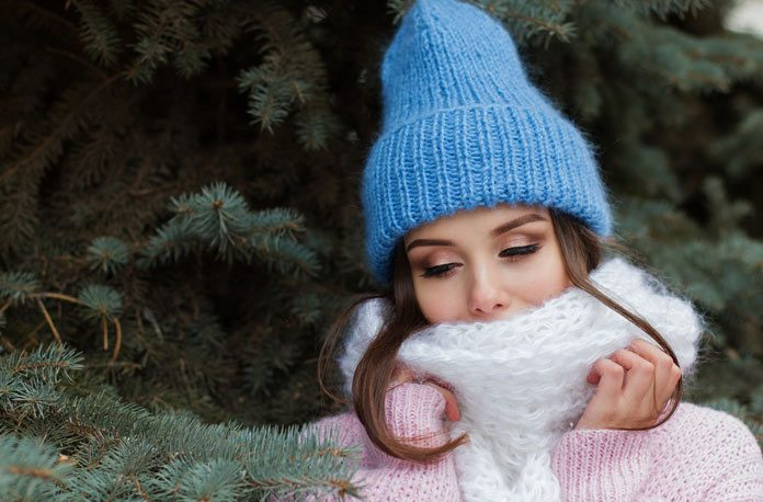 Ingrijirea pielii pe timp de iarna