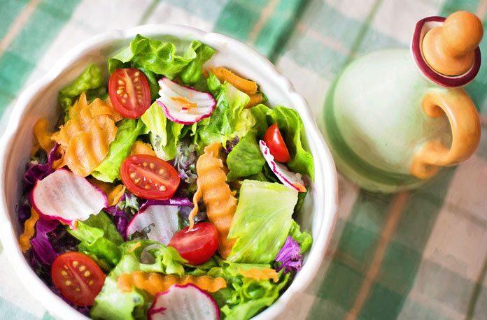 5 salate tonifiante